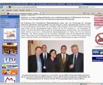Gipfeltreffen Rechtsdemokraten in Wien