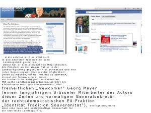 FPÖ will SPÖ stoppen und will Rot-Blau in der Steiermark ... FPÖ - eine bessre Regierungspartei findest nimmer